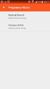 Pregnancy Music screenshot 3