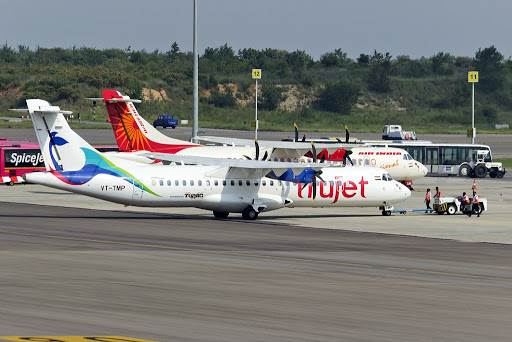 Indian Regional Carrier TruJet At Risk Of Losing Flying License