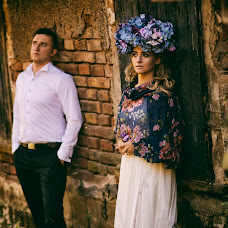 Wedding photographer Wojtek Hnat (wojtekhnat). Photo of 14.10.2018