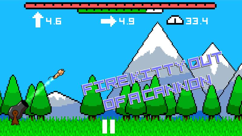 Скриншот Kitty Can Fly