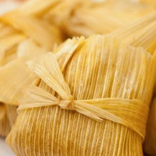 Vegetarian Tamales - Mommie Cooks