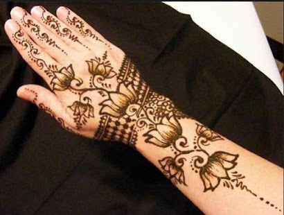 Simple Mehndi Design Ideas - Android Apps on Google Play