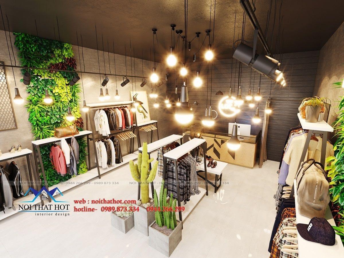 thiết kế shop thời trang nữ 4