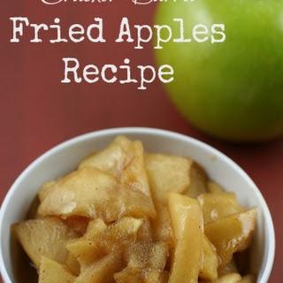 Fried Apples Recipe | Copycat Cracker Barrel