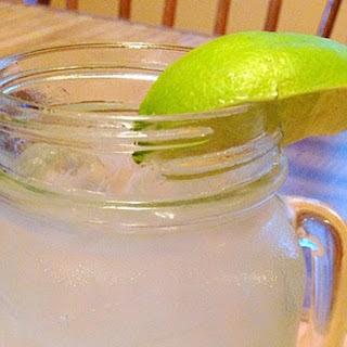 Ginger Margaritas.