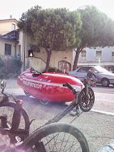 Photo: velomobile Quest