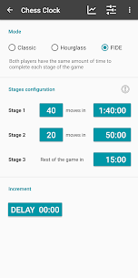 Chess Clock Game Timer & Stats 1.5.7 Mod (Everything Unlocked) 2
