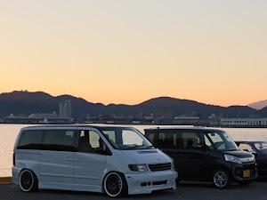 Vクラス W638 V230のカスタム事例画像 haruhiko  specialists☆さんの2018年11月05日14:36の投稿