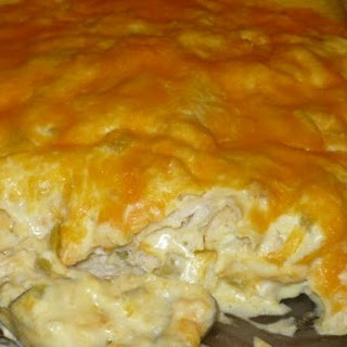 Sour Cream Chicken Enchilada Casserole Recipes