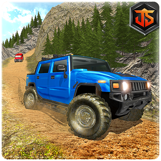 4x4 Mountain Off-road Truck : Dirt Track Drive