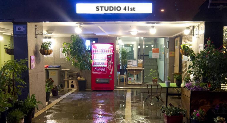 Studio 41st Hostel Seoul Korea