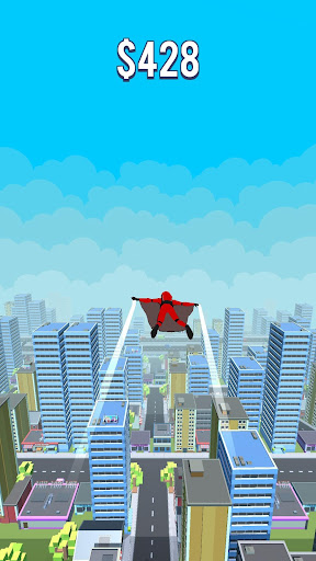Screenshot for Wind Rider! in United States Play Store