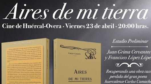 'Aires de mi Tierra', el orgullo del habla almeriense hecho literatura