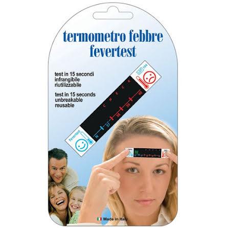 Febertermometer plåster