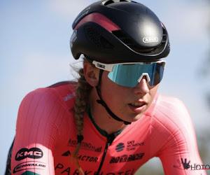 Nederlandse van Team Sunweb haalt het in GP Euromat, Lotte Kopecky eerste Belgische op vijfde plaats