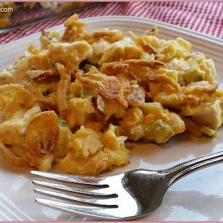 Chicken Casserole Water Chestnuts Recipes