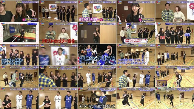200412 (720p+1080i) HKT青春体育部! ep28