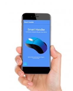Smart handler (WIFI controller) - náhled