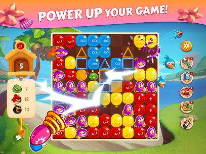 Angry Birds Blast Island Apk Mod Muitos Movimentos 10