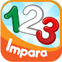 Learn Numbers For Kids - Italian APK icon