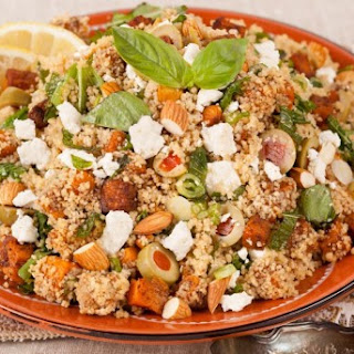 Couscous With Squash, Feta and Almonds CBC Best Recipes Ever
