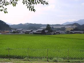 Photo: 長松寺より