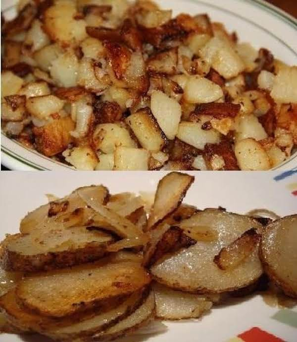 Ultimate Fried Potatoes Recipe
