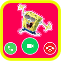 Video Call free bob Yellow, From The 📱 Simulator icon