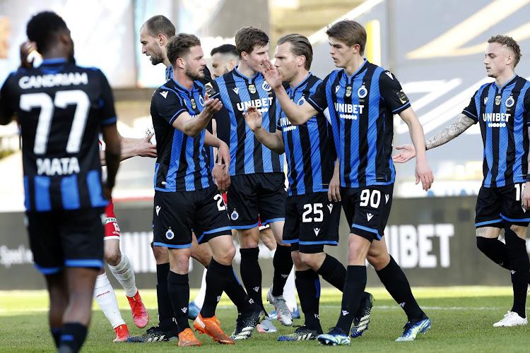 🎥 Les supporters du Club de Bruges encouragent leurs joueurs avant le Topper contre Anderlecht