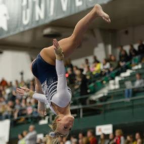 by Devyn Drufke - Sports & Fitness Other Sports ( penn state university, ncaa, women's gymnastics, big ten championships )