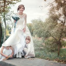 Wedding photographer Oksana Khitrushko (olsana). Photo of 18.09.2016
