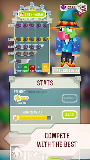 Chaseu0441raft - EPIC Running Game apkpoly screenshots 8