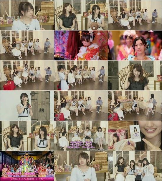 "(TV-Variety)(360p) AKB48 ""君はメロディー"" 発売記念ニコ生SP!! 160308"