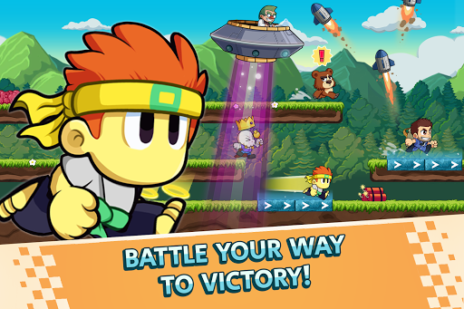 Battle Racing Stars - Multiplayer Games 1.3.10 screenshots 2