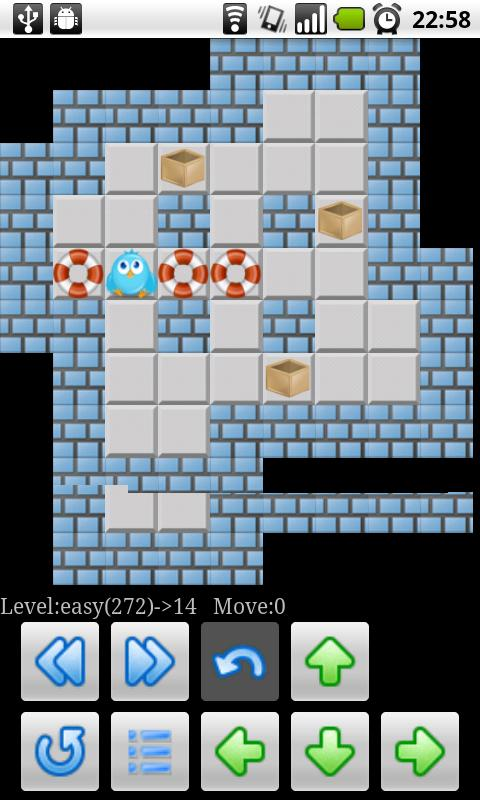 Скриншот AL Sokoban