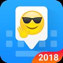 Facemoji Emoji Keyboard-Cute Emoji, Theme, Sticker icon