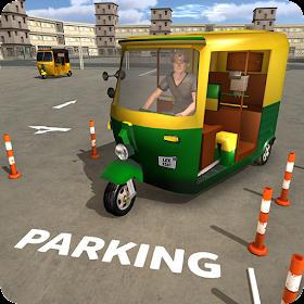 TukTuk Rickshaw Parking Simulator 2018