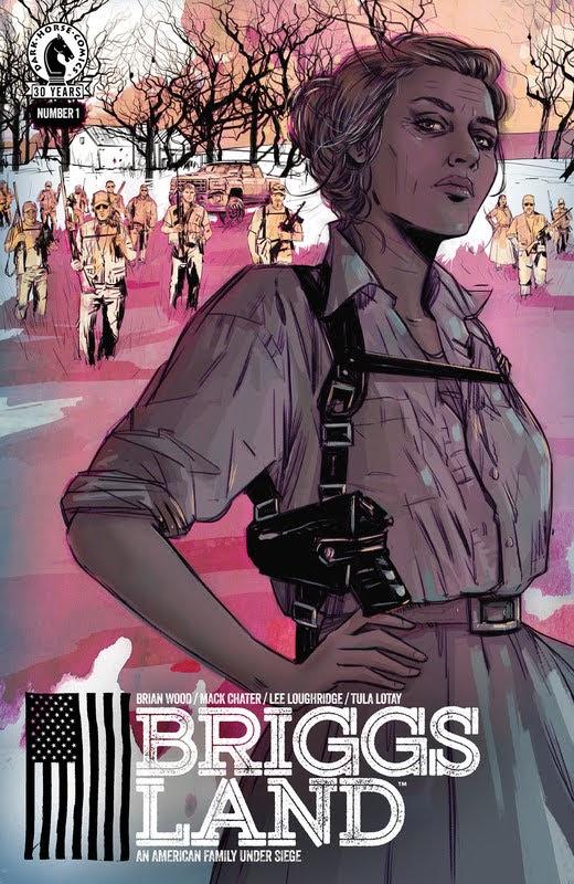 Briggs Land (2016) - complete