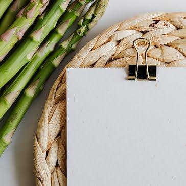 Asparagus Mockup - Instagram Post Template