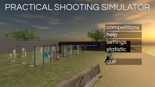 Practical Shooting Simulator android2mod screenshots 1