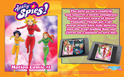 Totally Spies! 1.0.32 screenshots 7