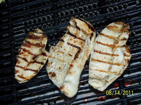 Remove chicken from mojo and grill over direct heat till no longer pink and...