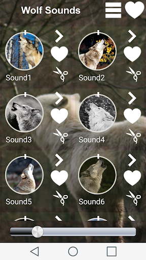 玩免費音樂APP|下載ウルフサウンド app不用錢|硬是要APP