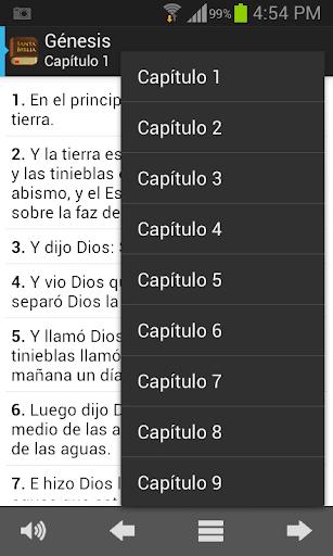 Santa Biblia Reina Valera screenshot 3