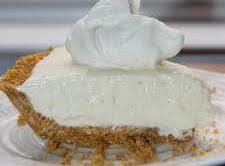 My Sister Faye's Light And Fluffy Lemon Ice Box Pie Recipe