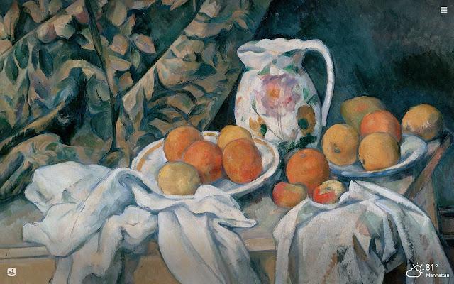 Paul Cezanne HD Wallpapers New Tab