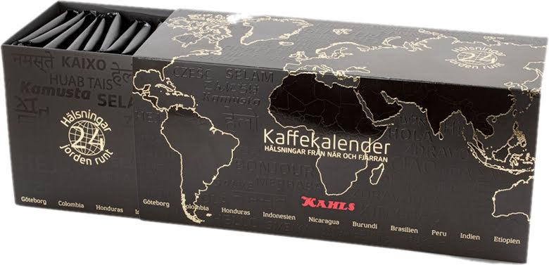 Kaffeadventskalender / adventskalender 2021 – Kahls
