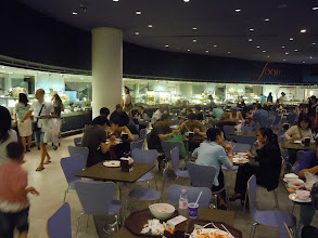 Photo: The Mother of All Food Courts: Siam Paragon in Bangkok