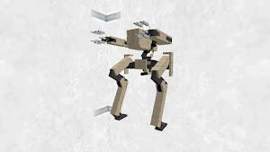 BNG ROSUTARUKU Mk-3 第二形態