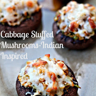 Cabbage Stuffed Mushrooms Recipes